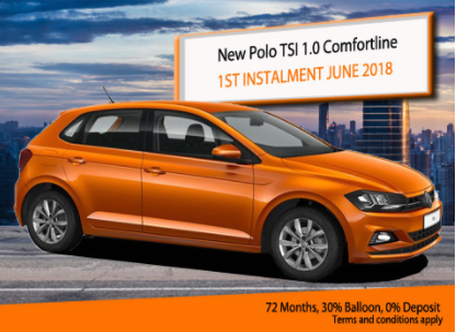 NEW POLO TSI 1.0 COMFORTLINE